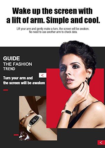 Bluetooth-Wasserdichte-S3-Smart-Uhr-Miya-Multifunktionale-Intelligente-armband-Mode-Frauen-Damen-wasserdicht-Pulsmesser-Fitness-Tracker-Smart-Armband-fr-Android-IOS