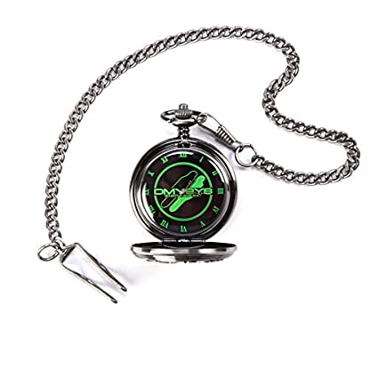 Evangelion-20-You-Can-Not-Advance-Green-Dummy-System-Logo-Taschenuhr