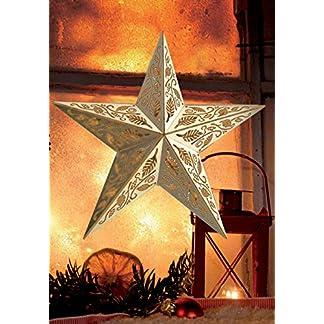 LED-Stern-aus-Holz-mit-10-LEDs-beleuchtet-kabellos-inkl-Fernbedienung-40-cm-oder-52-cm-verschiedene-Muster-Fensterstern-Holzstern-Weihnachtsdekoration-Adventsstern