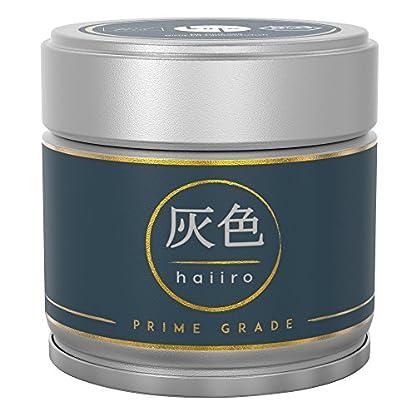 Matcha-Haiiro–Handgepflckter-Premium-Bio-Matcha-Tee-aus-Japan-30g–Extrafeines-Grntee-Pulver-bio-zertifiziert-nach-DE-KO-006–Voll-beschattet