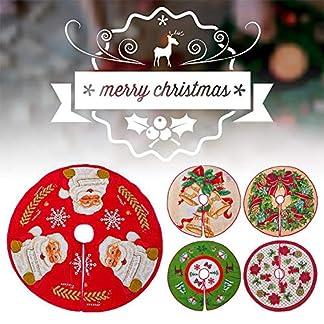 beautygoods-100cm-Weihnachtsbaumdecke-Elegant-Weihnachtsdeko-Round-verkleinert-den-Baumstnder-Mehrzweck-Christbaumstnder-Bietet-viel-Platz-fr-die-Weihnachtsgeschenke-custody