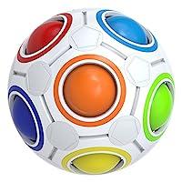 Magic-Ball-Splaks-Magisch-Regenbogen-Puzzle-Zauber-Ball-Einfach-Drehen-Super-Langlebig-fr-Gehirntraining-Spiel-Geburtstagsgeschenk-fr-Kinder