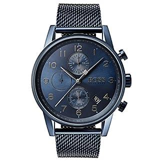 Hugo-Boss-Herren-Armbanduhr-Navigator