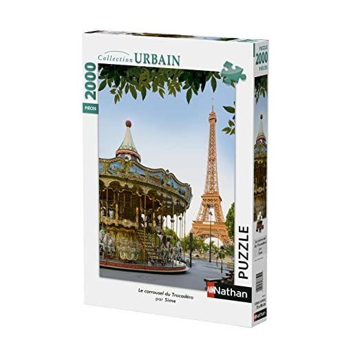 Nathan–Puzzle-Karussell-Trocadro-2000-teilig-87881