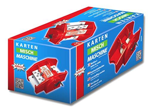 Amigo-5000-Kartenmischmaschine-rot