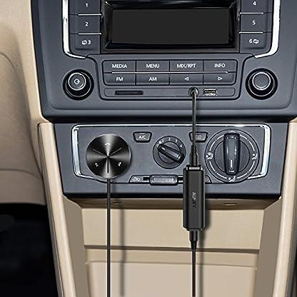 AUKEY-Entstrfilter-Auto-Radio-Entstrer-Noise-Filter-fr-Audio-System-Heim-Stereo-Bluetooth-Lautsprecher-mit-35-mm-Audiokabel-Ground-Loop-Isolator