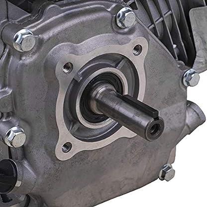 7-PS-Motor-Benzinmotor-Industriemotor-Ersatzmotor-fr-Benzin-Hochdruckreiniger-Kartmotor-Standmotor-210-ccm