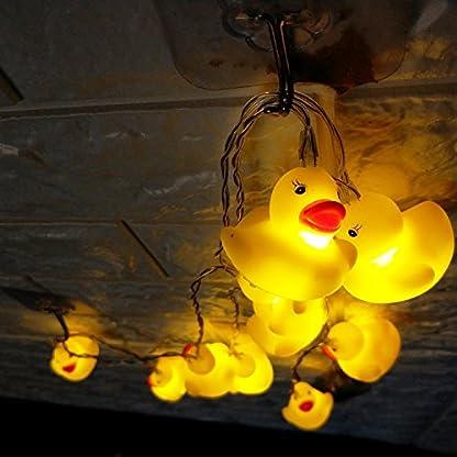 15-Meter-Batterie-Powered-Cute-Animal-Duck-Form-10-LED-Lichterkette-Lichterkette-fr-Halloween-Weihnachten-Thanksgiving-Home-Party-Kinder-Kids-Schlafzimmer-Dekoration