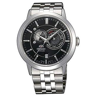Orient-Herren-Analog-Automatik-Uhr-mit-Edelstahl-Armband-FET0P002B0