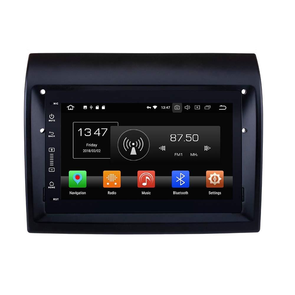TAFFIO-FIAT-Ducato-Autoradio-Android-81-Touchscreen-Navigation-DVD-Bluetooth-USB-WiFi-SD-4GB-32GB