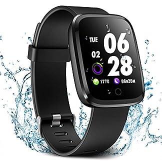 Verpro-Bluetooth-Smartwatch-Wasserdicht-Fitness-Uhr-Fitness-Tracker-Sport-Uhr-mit-Schrittzhler-und-Pulsmesser-Intelligente-Armbanduhr-fr-Herren-Damen