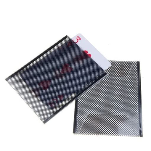 tfxwerws-Change-Amazing-Visuelle-Illusion-Magic-Trick-geeignet-Kunststoff-Karte-Sleeve-fr-die-meisten-Karten