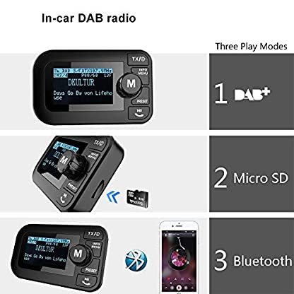 Esuper-Bluetooth-DAB-Radio