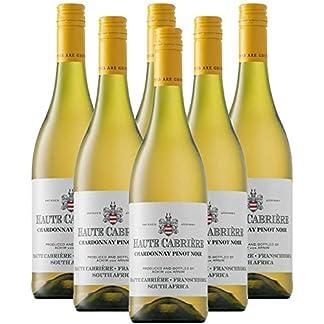 Haute-Cabrire-Chardonnay-Pinot-Noir-Sdafrikanischer-Weiwein-Trocken-6-Flaschen–075L