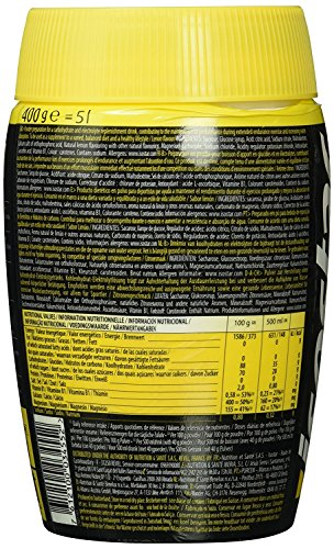 Isostar Hydrate & Perform Zitrone + Original Flasche | 400g