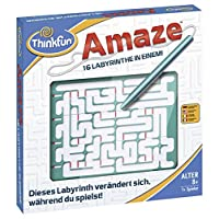Ravensburger-76320-ThinkFun-Amaze-Spiel-Smart-Game