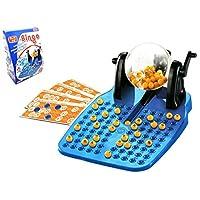 Bingo-Spiel-Mit-Spielkarten-Bingo-Maschine