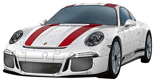 Ravensburger-Erwachsenenpuzzle-12528-Porsche-911-R-3D-Puzzle-bunt