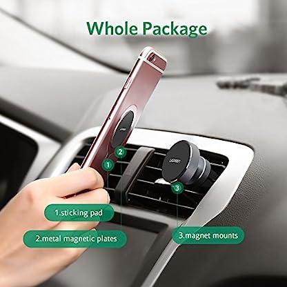 UGREEN-Auto-Halterung-KFZ-Handyhalter-Magnetic-Universal-Smartphone-Halterung