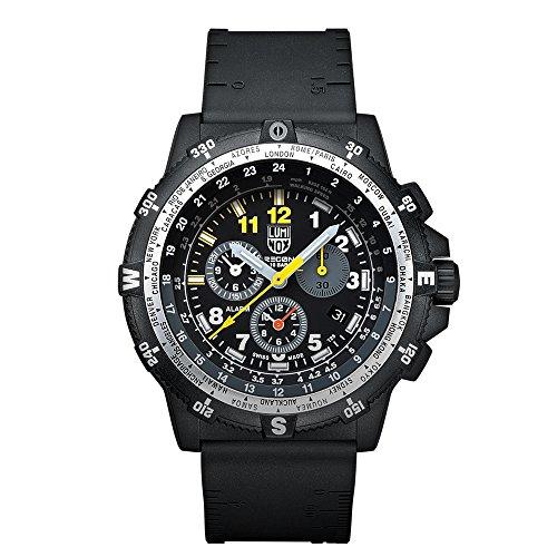 Luminox-RECON-Leader-Herren-Armbanduhr-Chronograph-Quarz-Plastik-XL8842MISET