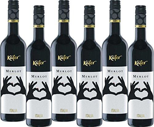 Feinkost-Kfer-Italien-Merlot-trocken-6-x-075-l