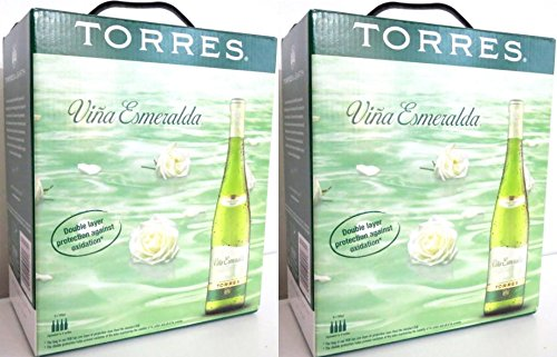 2-x-TORRES-VIA-ESMERALDA-WEIWEIN-Bag-in-Box-3L-Incl-Goodie-von-Flensburger-Handel