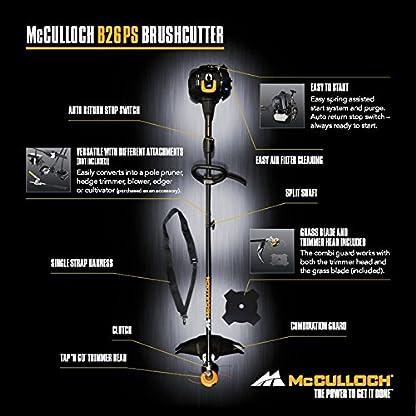 McCulloch-B-Freischneider-B-26-PS-00096-7207801