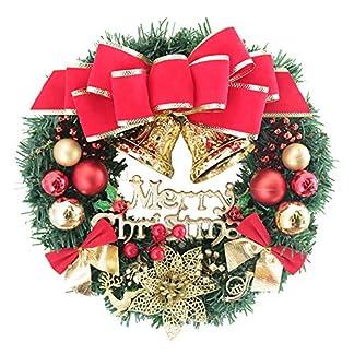 ZXPAG-Weihnachtliche-Krnze-Girlanden-Trkranz-Girlande-PVC-Fr-Tr-Outdoor-Weihnachts-Parties-Feste-Tren-Feste-Deko