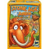 Schmidt-Spiele-48276-Stone-Age-Junior-Kartenspiel-braun