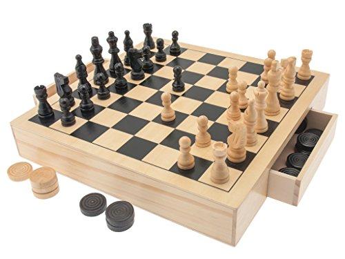 TEOREMA-Satz-40500–Dame-Schach-und-Tria-Holz