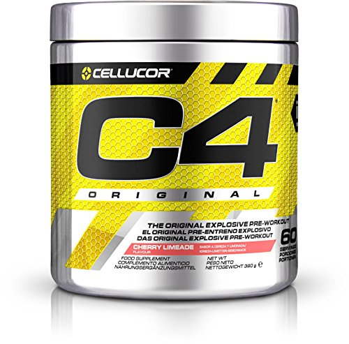 Cellucor C4 Original (60 Portionen) Cherry Limeade, 390 g