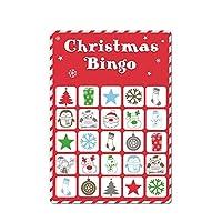 15-Christmas-Bingo-Cards-Xmas-Party-Stocking-Gift-Bag-Filler-Family-Kids-Office-Home-Pub-Bar-Secret-Santa-Game-by-Concept4u