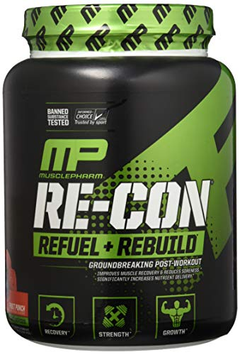 MusclePharm Re-con Sport (30 serv) Fruit Punch, 1.02 kg