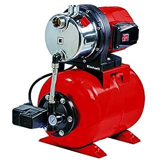Einhell-Hauswasserwerk-GC-WW-1046-N-1050-W-4600-Lh-Max-Frdermenge-Max-Frderdruck-48-bar-Druckschalter-Manometer-20-L-Behlter