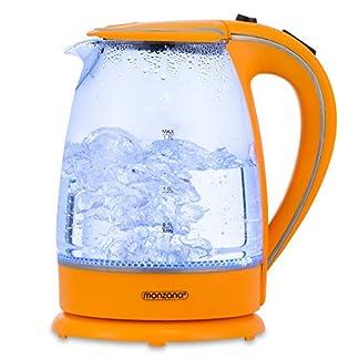 Wasserkocher-17-L-Farbwahl-Teekessel-Teekocher-2200-W-LED-Innenbeleuchtung-360-kabellos