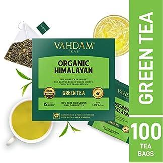 Grne-Teebltter-aus-dem-Himalaya-100-Teebeutel-100-natrlicher-Gewichtsverlust-Tee-Detox-Tee-Schlankheitstee-Anti-OXIDANTS-Rich-Grner-Tee-Loseblatt