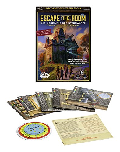 Ravensburger-76313-ThinkFun-Escape-The-Room-Das-Geheimnis-der-Sternwarte