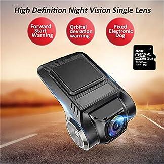 Roblue-Dashcam-Autokamera-Aufnahmegert-Fahren-Auto-Dash-Cam1080-HD-Dashcam-Kamera-Drive-Recorder-Rckspiegel-Monitor-mit-Rckfahrkamera-Lens-Touchscreen-170-Weitwinkel