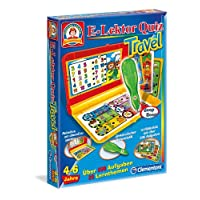 Clementoni-695409-E-Lektor-Quiz-Travel