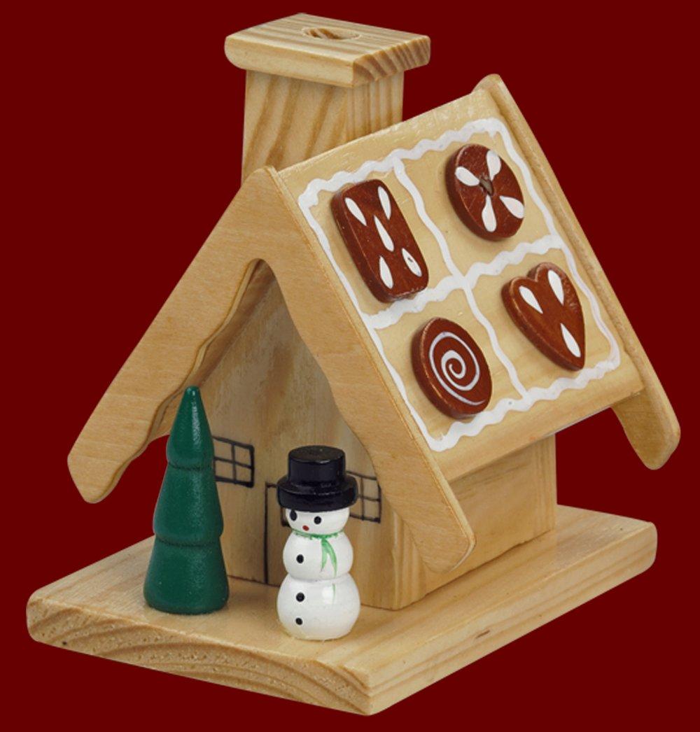 Rucherhaus-Rucherhuschen-Schneemann-aus-Holz-ca-8-cm-hoch-Winter-Weihnachten-Advent-Geschenk-Dekoration-90127h