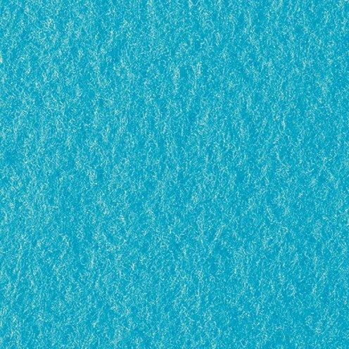 Filzplatte 30 x 45 cm 3 mm 550 g / m² /Farbe Türkis /Efco 1200735