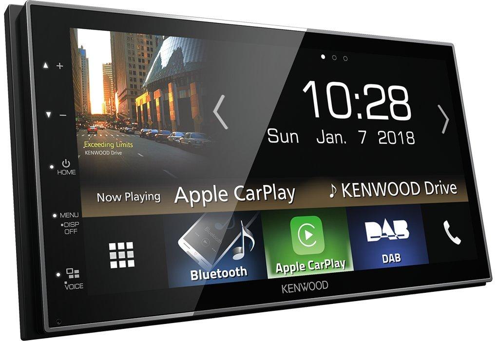 Autoradio-Radio-Kenwood-DMX7018DABS-Bluetooth-DAB-Digitalradio-AndroidAuto-Apple-CarPlay-Zubehr-Einbauset-fr-Mercedes-VitoViano-639-JUST-SOUND-best-choice-for-caraudio