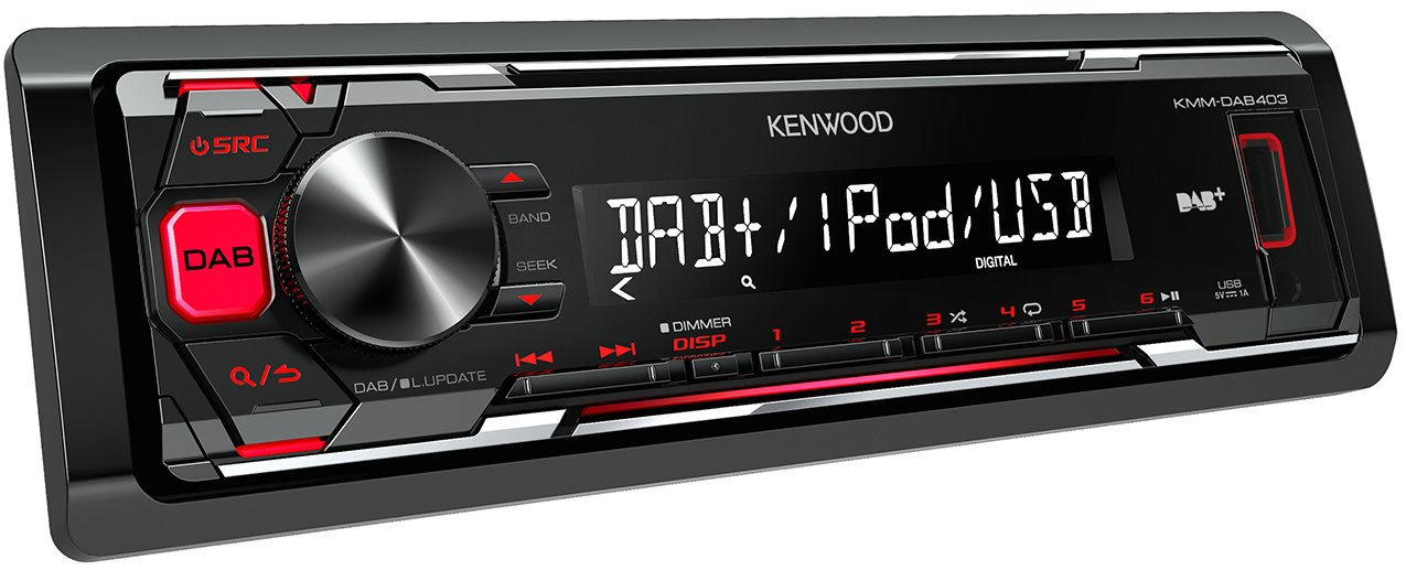 Kenwood-Media-Receiver