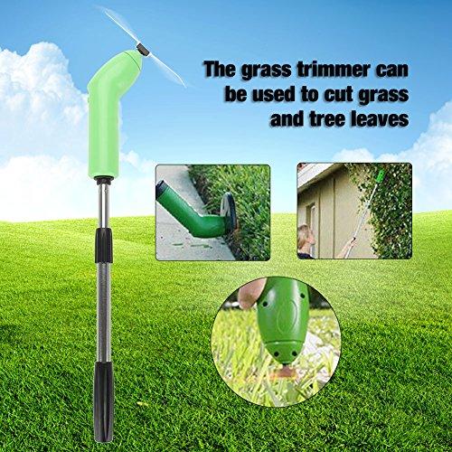 Grasscheren-Drahtlos-Heckenschere-Strauchschere-Gartengerte-Gartenwerkzeug-fr-Rasen-Gartenarbeit