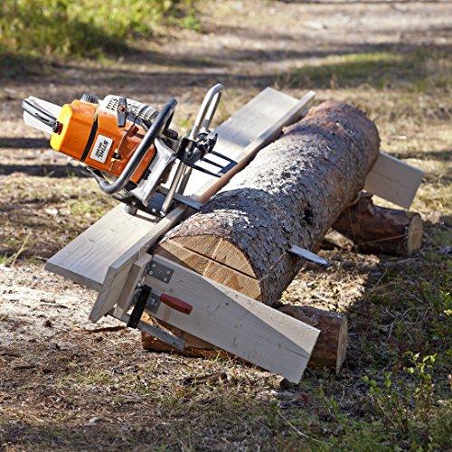LOGOSOL-Timber-tragbare-Kettensge-Zubehr-Holzmhle-tragbares-Sgewerk-Zubehr