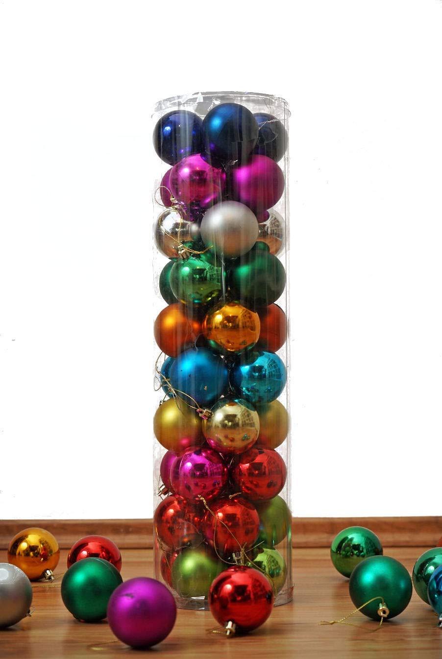 Christbaumkugeln-40er-Set-in-10-Farben-gemischt-Durchmesser-6-cm