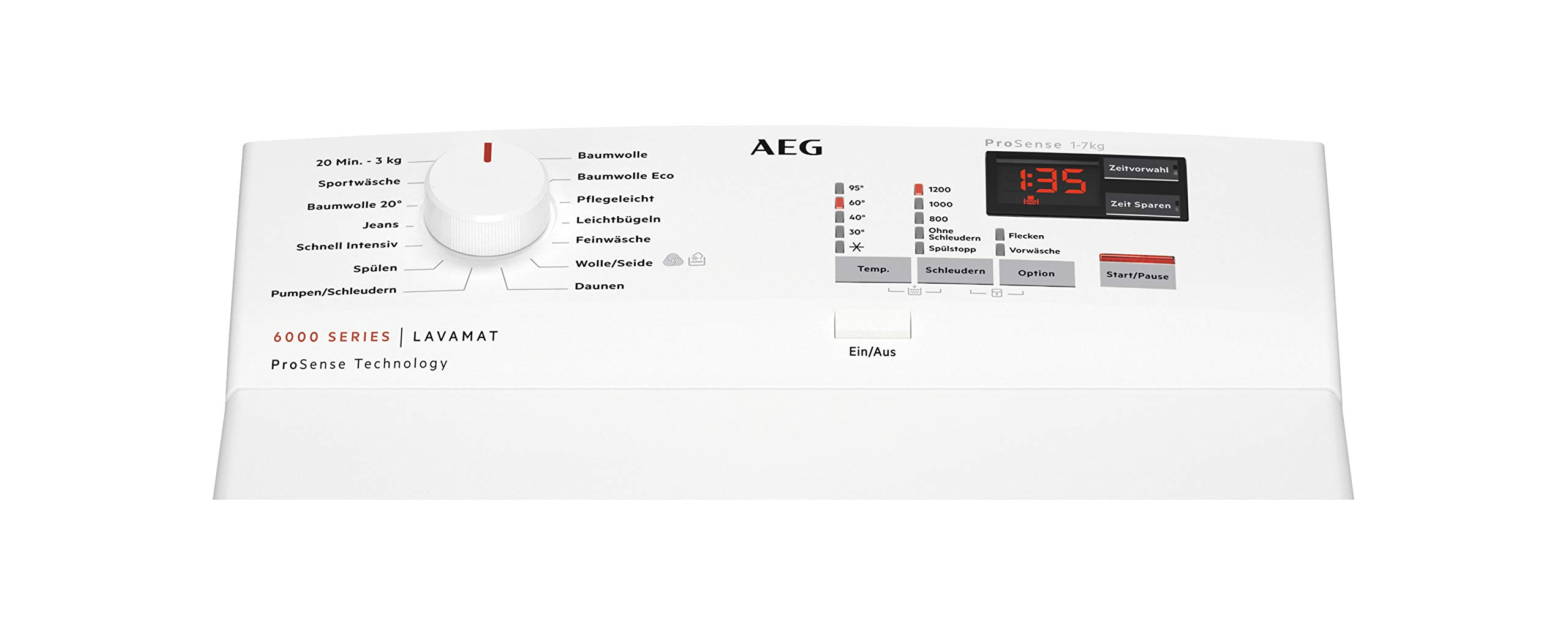 AEG-WaschmaschineEnergieklasse-A