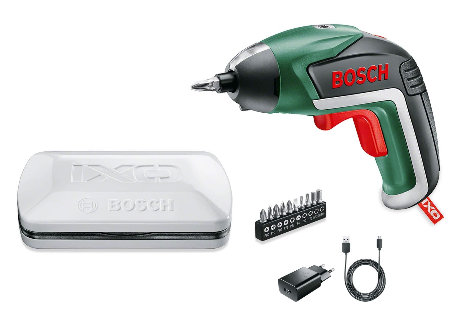 Bosch-Akkuschrauber-IXO