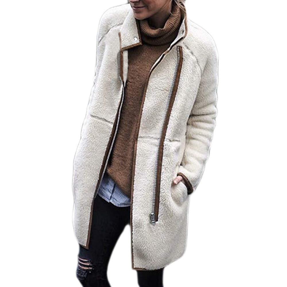 Ansenesna-Mantel-Jacke-Damen-Winter-Lang-Beige-Pullover-Warm-Langarm-Strickjacke-Mdchen-Solid-Elegant-Locker