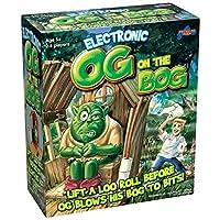Drumond-Park-1760-Elektronisches-Geschicklichkeitsspiel-Og-On-The-Bog-UK-Import